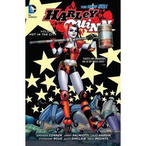 Harley Quinn Hardcover Book Vol. 01 Hot
